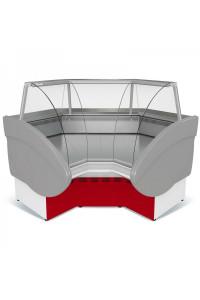Холодильная витрина Илеть ВХС-УВ (угол внутренний)