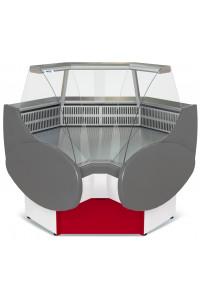 Холодильная витрина ТАИР ВХС-УВ (угол внутренний)