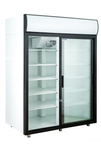 Холодильный шкаф Polair DM114Sd-S версия 2.0