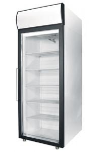 Холодильный шкаф Polair DP107-S с мех замком