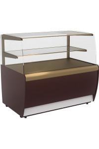 Холодильная витрина ВХСв - 1,3д Carboma MINI