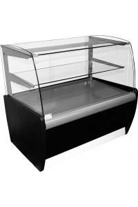 Холодильная витрина ВХСв-1,3д Carboma MINI ТЕХНО