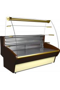 Холодильная витрина ВХСд-1,2 Полюс (кондитерская)