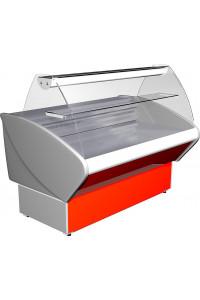 Холодильная витрина ВХСр-1,2 Полюс