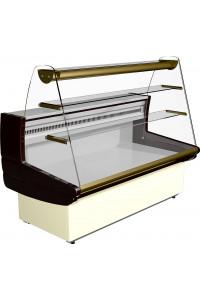 Холодильная витрина ВХСд-1,5 Полюс ЭКО (кондитерская)