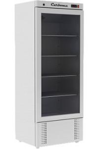 Холодильный шкаф R700 С Сarboma INOX